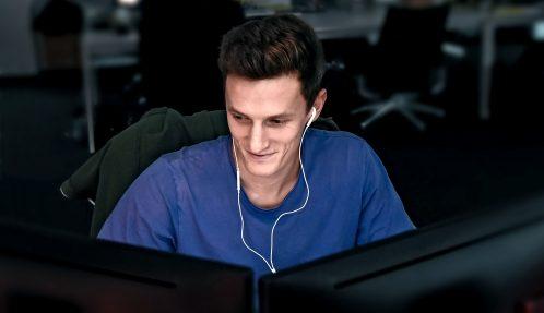 JavaScript react job Cluj